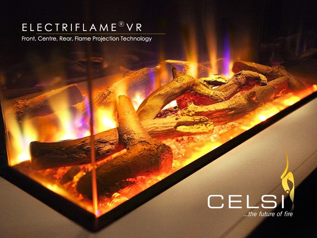 Electriflame VR Media 750 - Illumia Suite