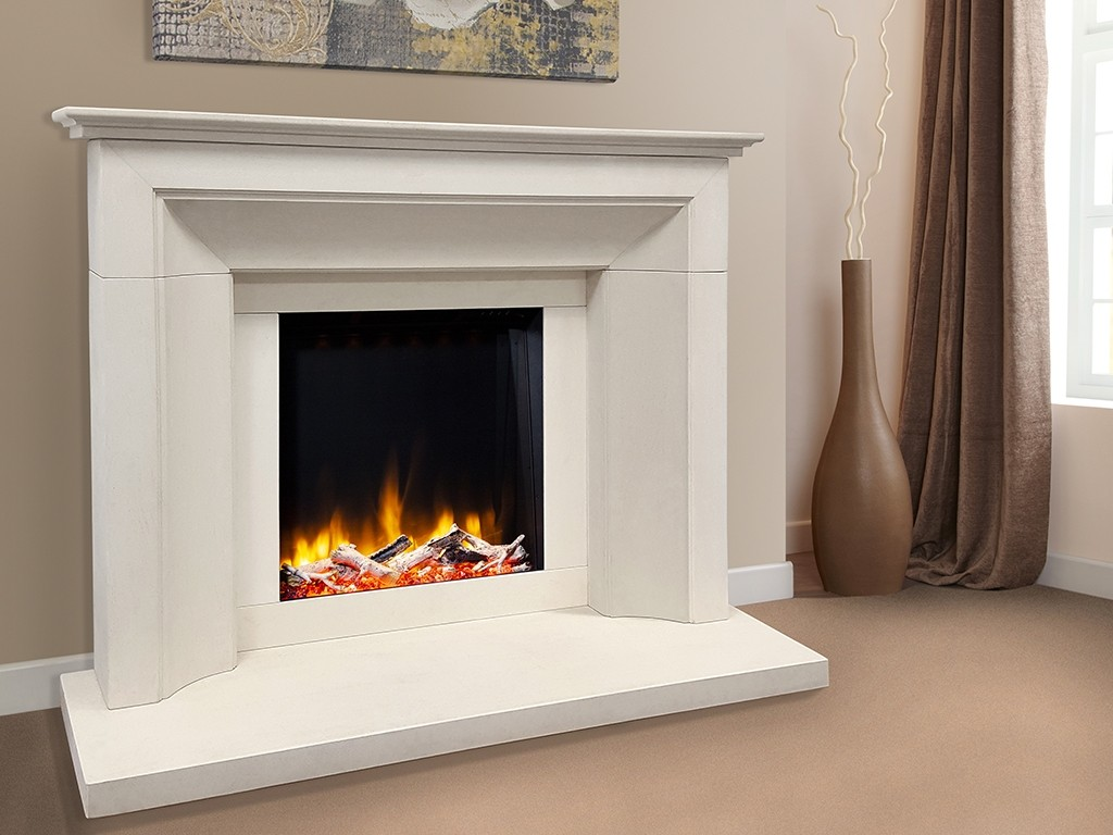 Ultiflame VR Asencio Suite Electric Fire
