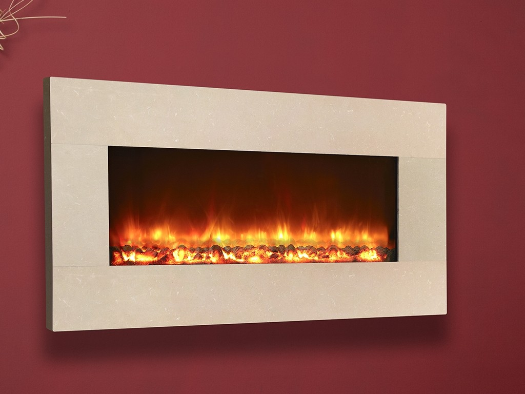 Electriflame XD Royal Botticino Electric Fire