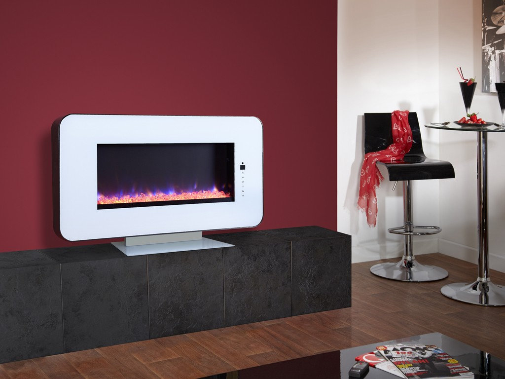 Touchflame Electric Fire