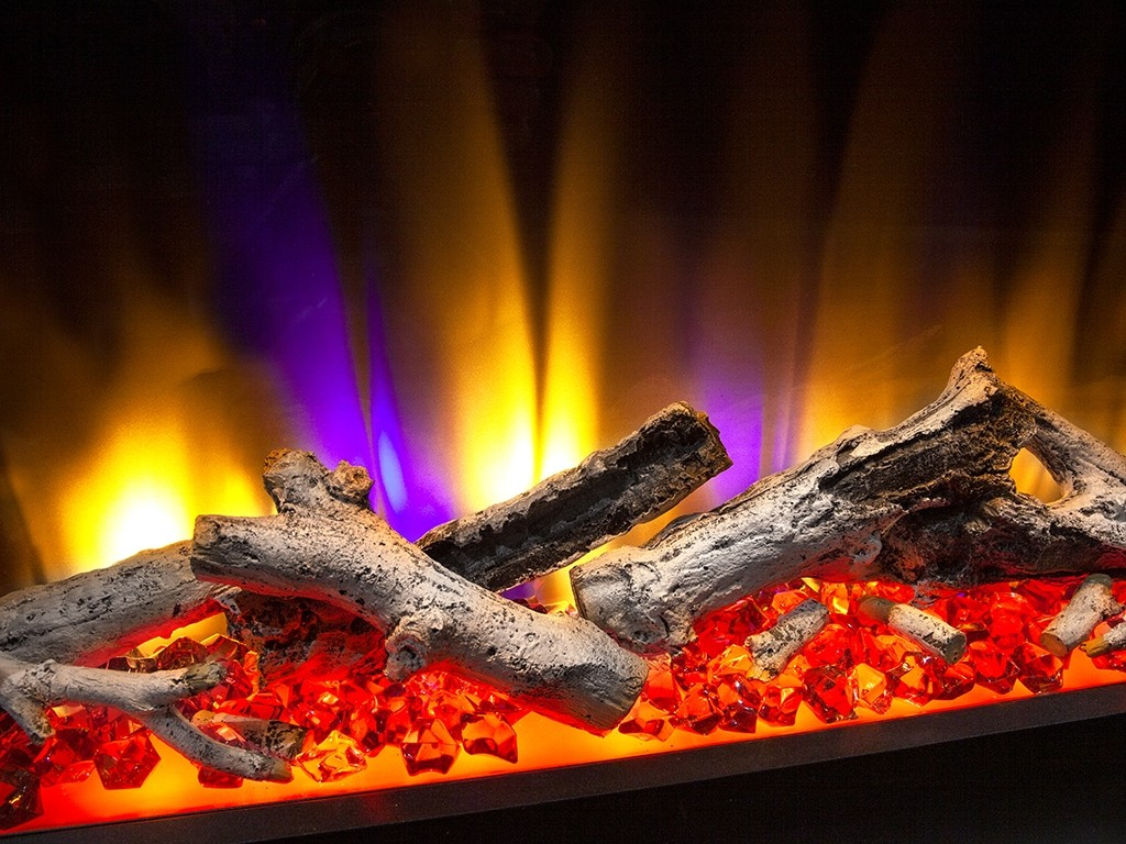 Ultiflame VR Asencio Electric Fire