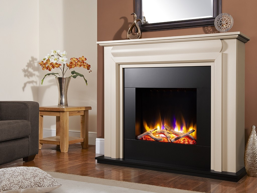 Ultiflame VR Callisto Suite Electric Fire