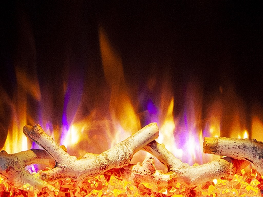 Electriflame XD Bauhaus Electric Fire