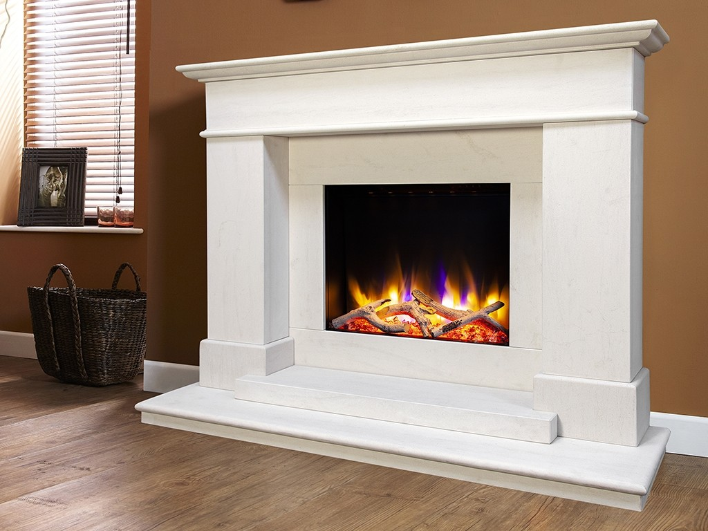 Ultiflame VR Boticelli Suite Electric Fire