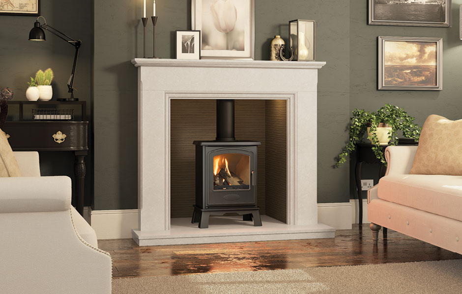 Hereford 5 Gas Stove