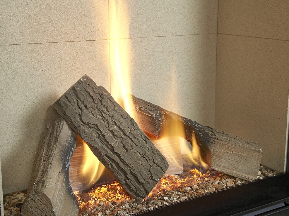 Asencio Wall Inset Gas Fire