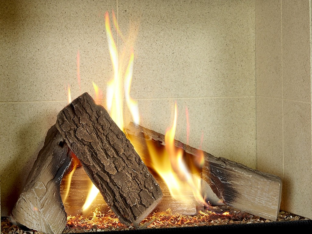 Celena Wall inset Gas Fire