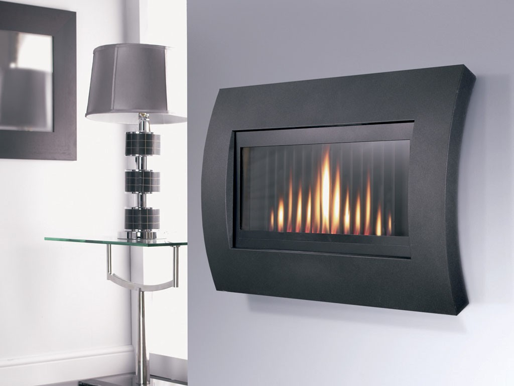 Flavel - Curve Gas Fire