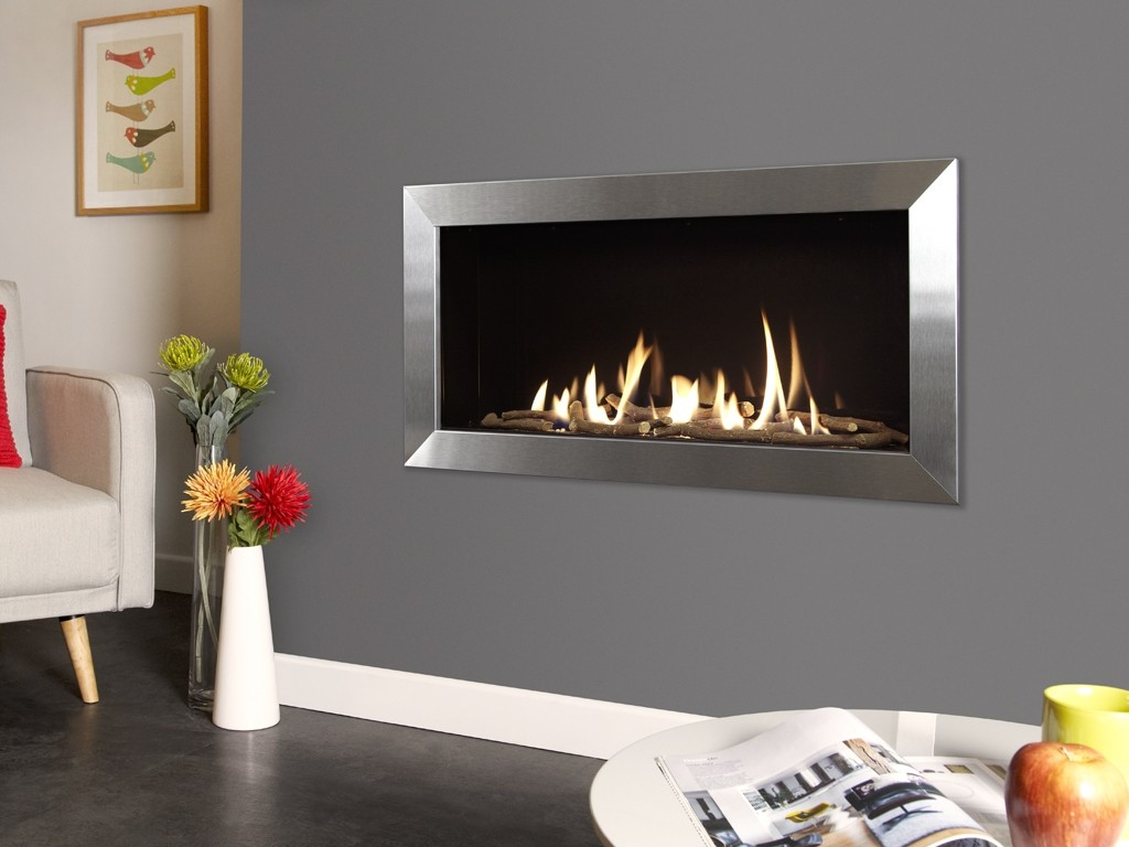 Eden Elite SL Balanced Flue Gas Fire