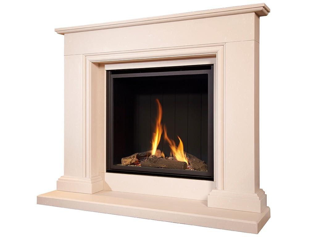 Flavel - Sophia Gas Fireplace Suite
