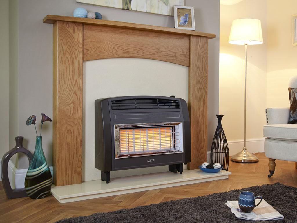 Flavel - Strata Outset Gas Fire