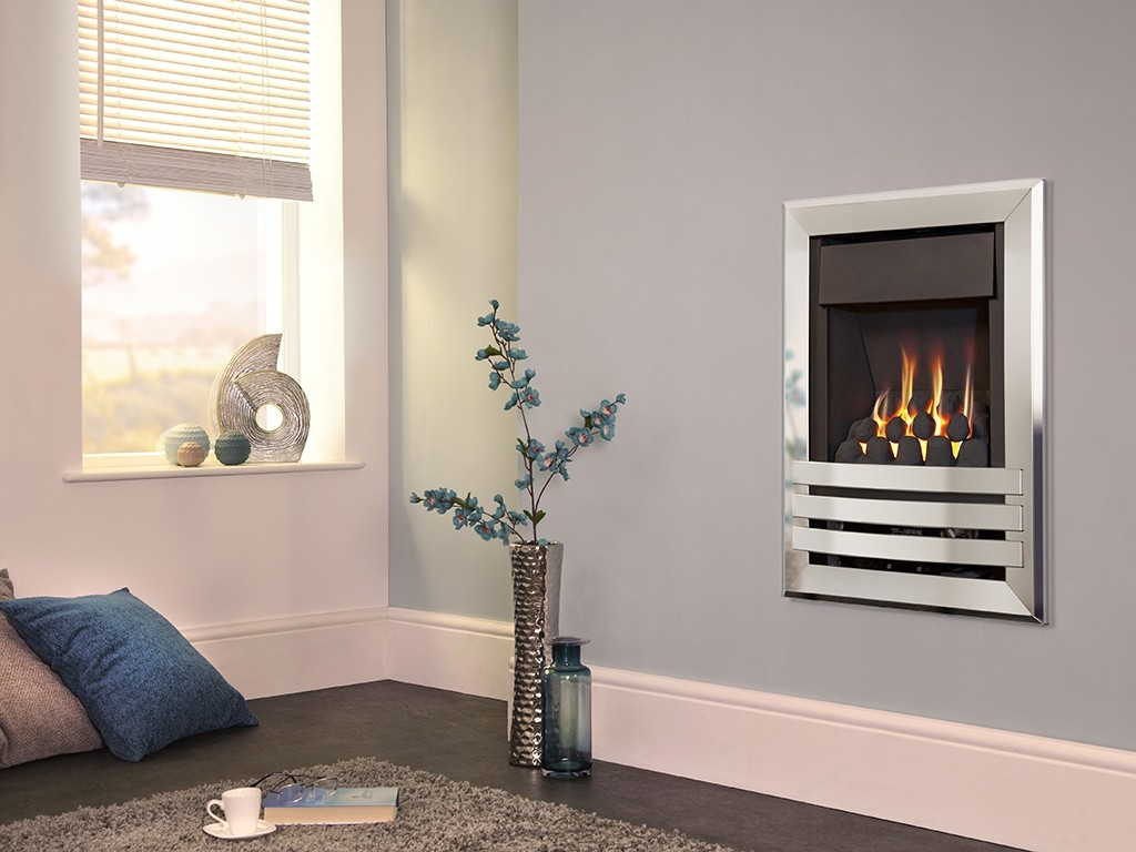 Flavel - Windsor Contemporary Wall Mounted Gas Fire